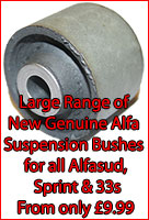 good deals on alfasud bushes